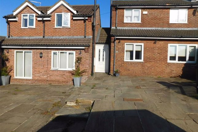 Thumbnail Semi-detached house for sale in Buckley Close, Hyde, Cheshire