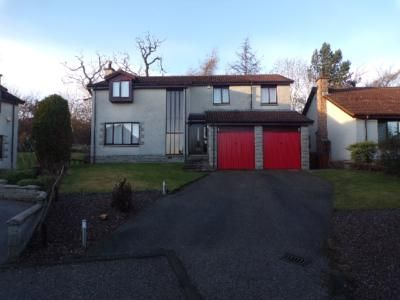 Thumbnail Detached house to rent in Oldfold Walk, Milltimber