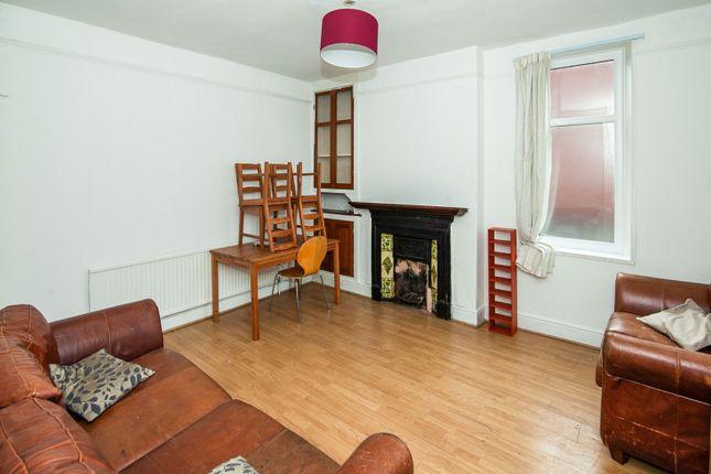 Living Room of Platt Lane, Fallowfield, Manchester M14