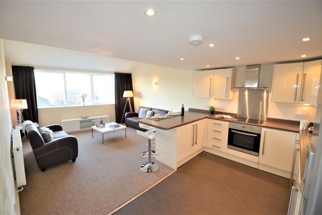 Thumbnail Flat for sale in St Marys Court, St Marys Gate, The Lace Market