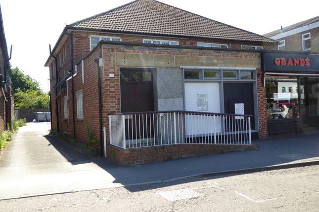 Thumbnail Retail premises to let in Stubbington Green, Fareham