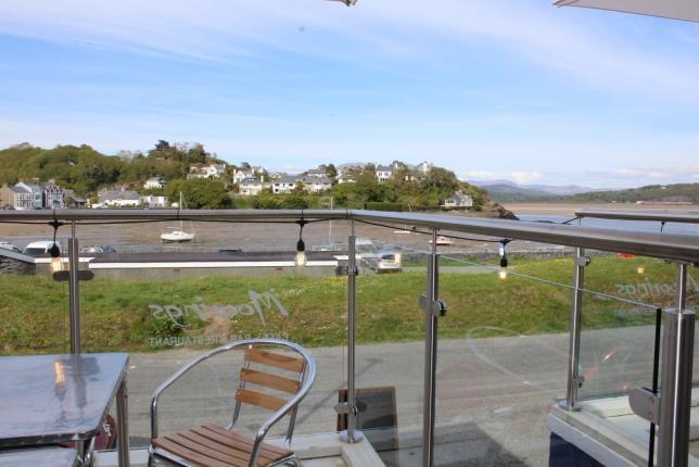 Thumbnail Leisure/hospitality for sale in Ivy Terrace, Borth-Y-Gest, Porthmadog, Gwynedd