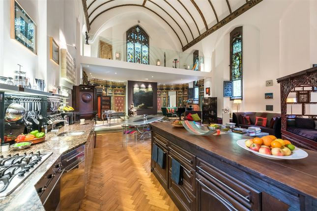 Thumbnail Flat for sale in St Gabriel's Manor, 25 Cormont Road, London
