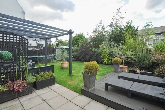Thumbnail Detached house for sale in Newhall, Harlow, Essex