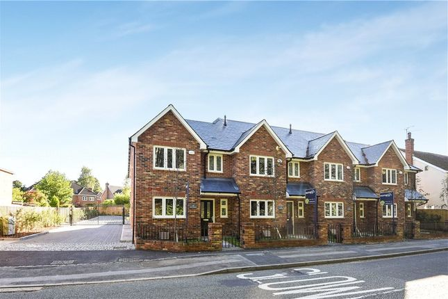 Thumbnail Terraced house for sale in St. Marks Road, Binfield, Bracknell