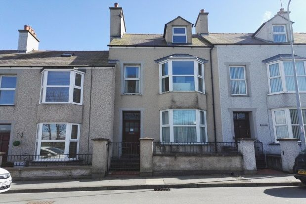 Property to rent in Alderley Terrace, Holyhead