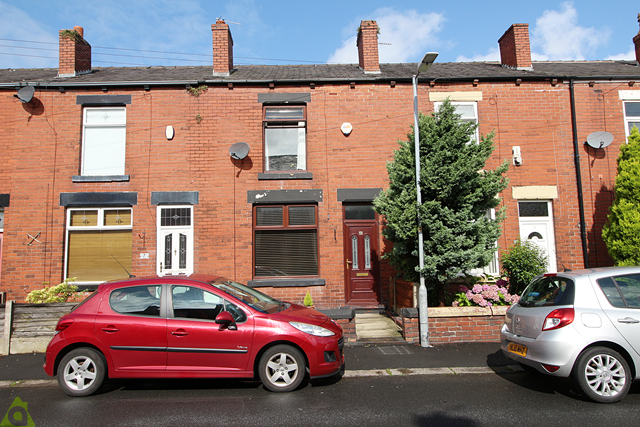 Thumbnail Terraced house to rent in Dixon Street, Westhoughton, Bolton