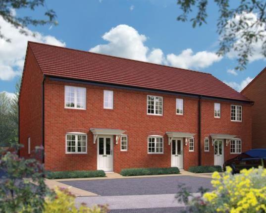 Thumbnail Terraced house for sale in Warwick Gates, Hanbury Lane, Heathcote, Warwick