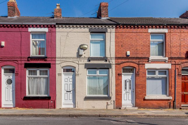 Thumbnail Terraced house for sale in Whitman Street, Liverpool