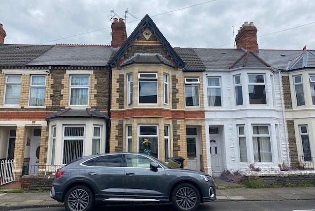 Thumbnail Property to rent in Inverness Place, Roath, Cardiff
