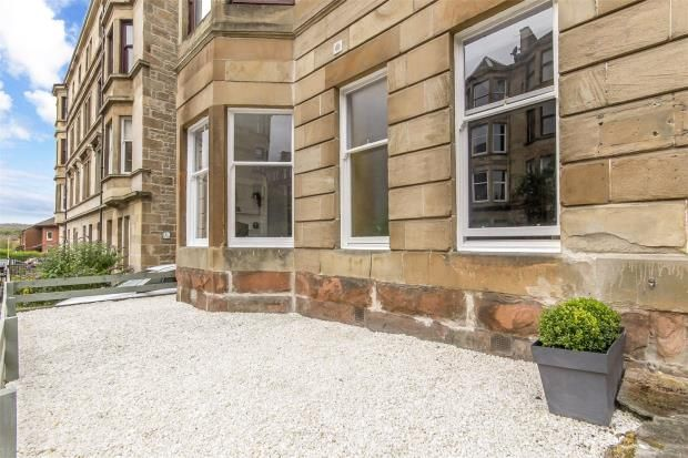 Thumbnail Flat for sale in Flat 0/1, Wilton Street, North Kelvinside, Glasgow