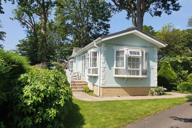 2 bed bungalow for sale in Deanland Wood Park, Golden Cross, Hailsham BN27
