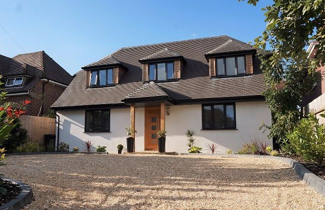 Thumbnail Detached house for sale in 23 Treves Road, Dorchester