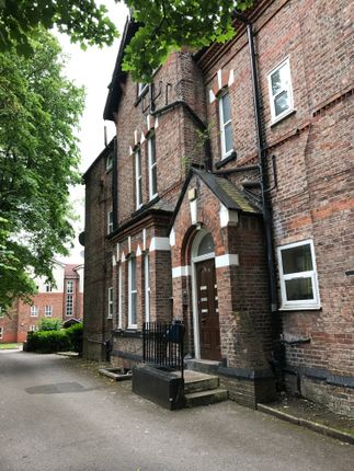 Thumbnail Flat to rent in Leicester Ave, Salford