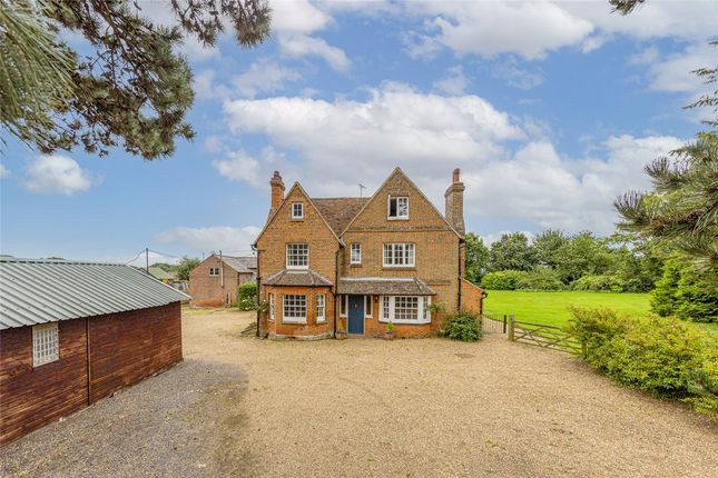 Thumbnail Detached house for sale in Coopers Green Lane, Welwyn Garden City, Hertfordshire