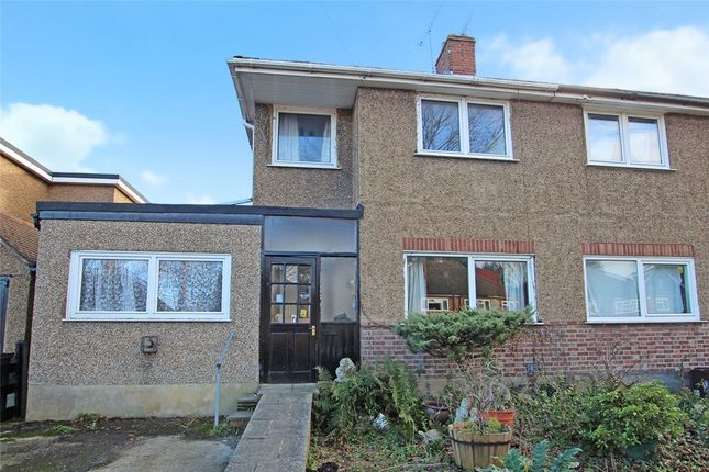 4 bed semi-detached house for sale in Bassetts Way, Farnborough, Kent