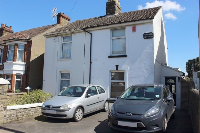 Thumbnail Cottage for sale in Nelson Road, Gillingham, Kent.