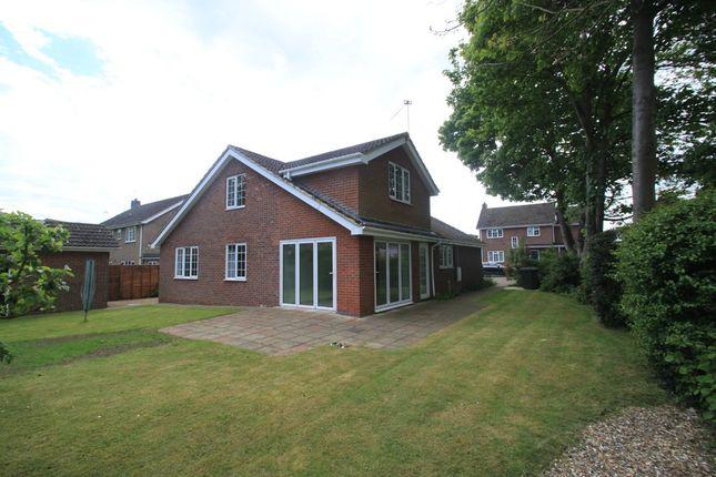 Thumbnail Property for sale in Horringer, Bury St Edmunds, Suffolk