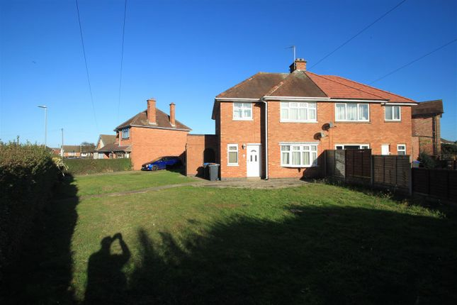 Thumbnail Land for sale in Middlefield Lane, Hinckley