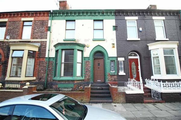 Thumbnail Terraced house to rent in Esmond Street, Kensington, Liverpool
