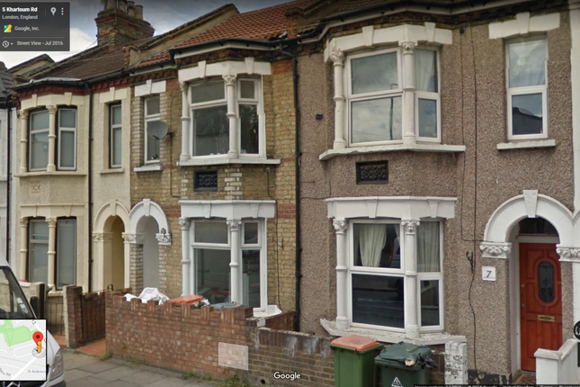 Thumbnail Terraced house to rent in St Awdrys Road, Barking