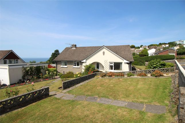 Thumbnail Bungalow for sale in Fern Way, Ilfracombe
