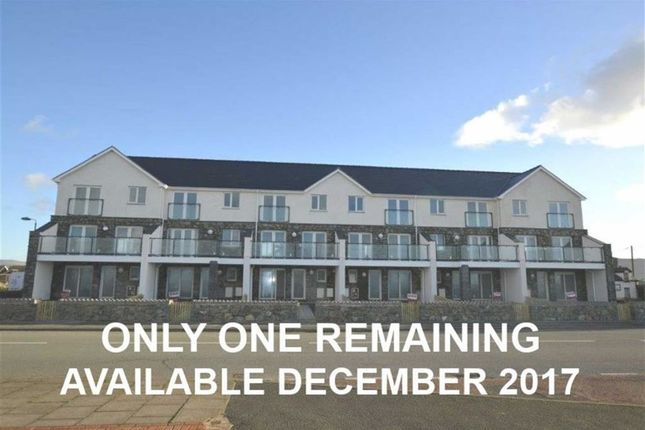 Thumbnail Town house for sale in New Seafront Town Houses, Plot 2( Plot 8 ), Marine Parade, Tywyn, Gwynedd