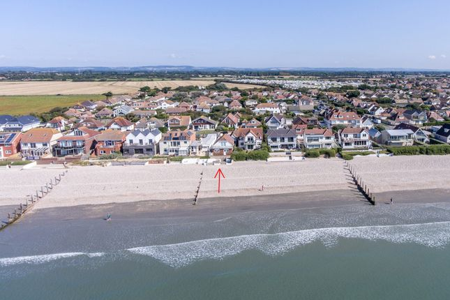 Thumbnail Detached house for sale in Marine Drive West, West Wittering