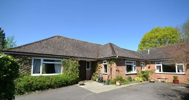 Thumbnail Detached bungalow for sale in Fontmell Magna, Shaftesbury