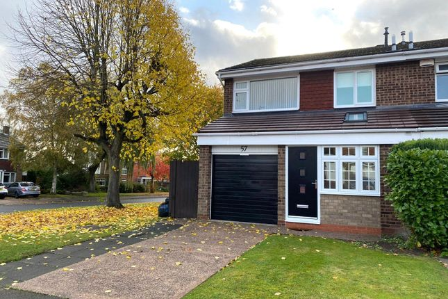 Thumbnail Semi-detached house to rent in Hunstanton Avenue, Birmingham