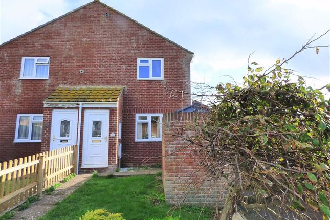 Thumbnail Terraced house for sale in Plover Walk, Weymouth, Weymouth