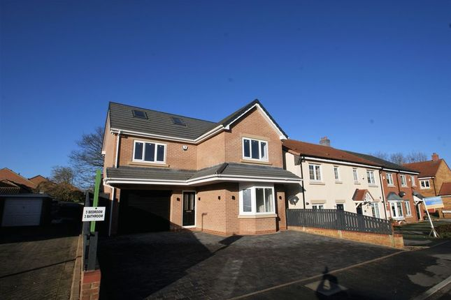 Thumbnail Property for sale in Cedarwood Glade, Stainton, Middlesbrough