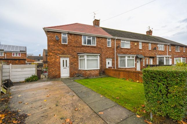 Thumbnail Town house for sale in Alice Street, St. Helens
