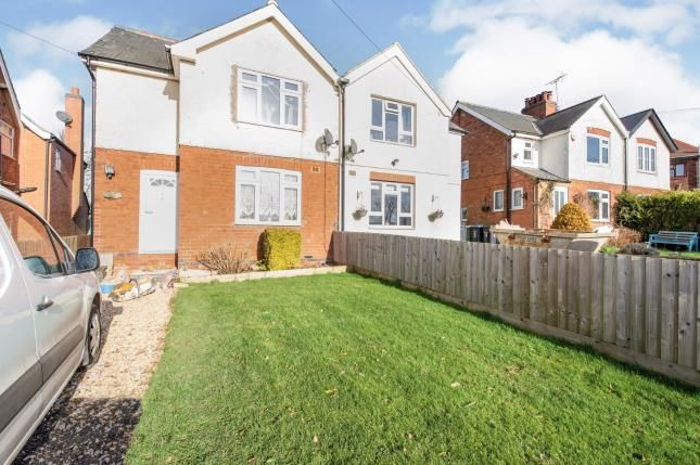Thumbnail Semi-detached house for sale in Cranoe Road, Tur Langton, Leicester, Leicestershire