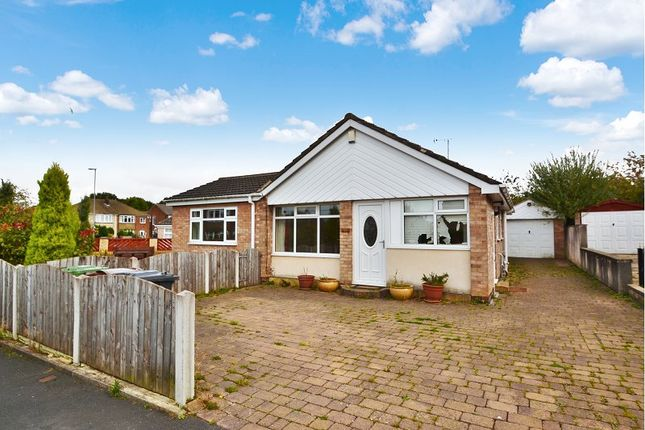 Thumbnail Detached bungalow to rent in Primley Park Grove, Alwoodley, Leeds