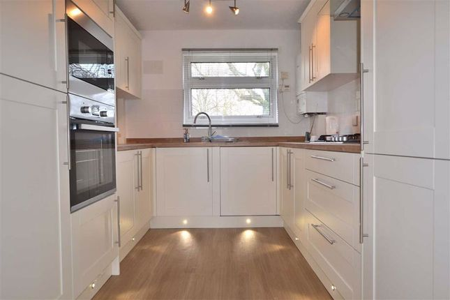 Thumbnail Terraced house to rent in Canterbury Way, Stevenage, Herts