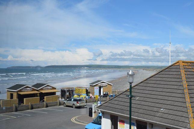 Thumbnail Flat to rent in Westbourne Terrace, Westward Ho!, Devon