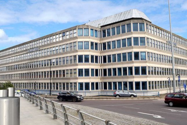 Thumbnail Block of flats for sale in Swan House Roundabout, Newcastle Upon Tyne