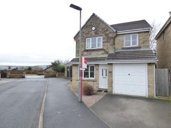 4 bed detached house for sale in Leigh Park, Hapton, Burnley, Lancashire