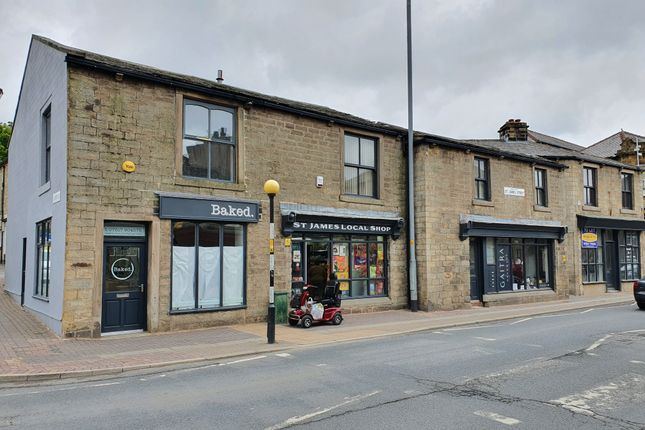 Office to let in St James Street, Bacup
