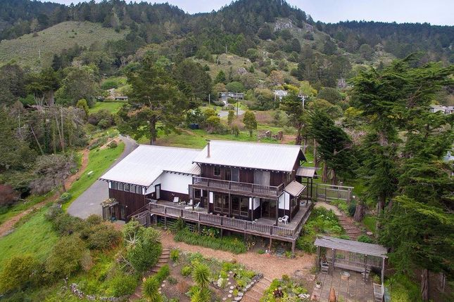 Thumbnail Property for sale in 7560 Panoramic Highway, Stinson Beach, Ca, 94970