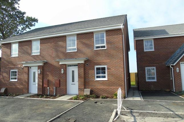 Thumbnail Semi-detached house for sale in Heol Pentre Bach, Gorseinon, Swansea, Swansea