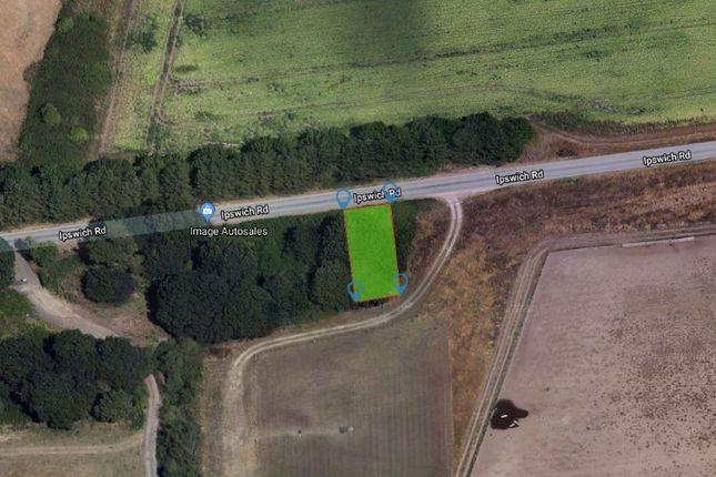 Land Adjacent To Foxburrow Farm, Waldringfield Road, Brightwell, Ipswich, Suffolk IP10