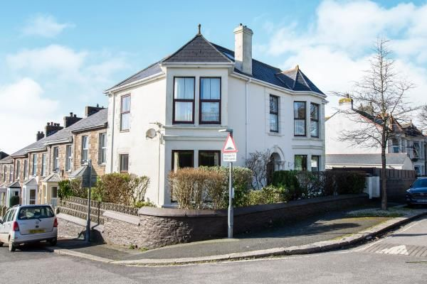 Thumbnail Semi-detached house for sale in Albany House, 129 Albany Road, Redruth, Cornwall