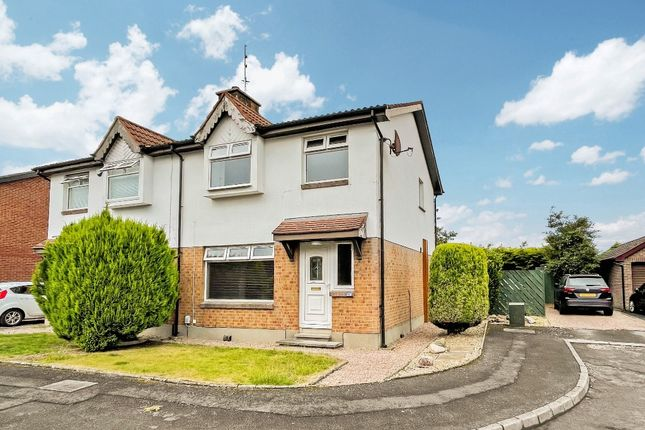 3 bed semi-detached house to rent in Ashbourne Park, Lambeg BT27