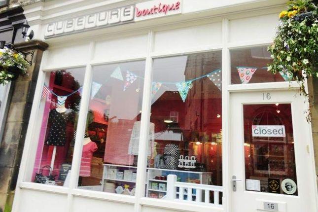 Retail premises for sale in 16 Peel Street, Huddersfield
