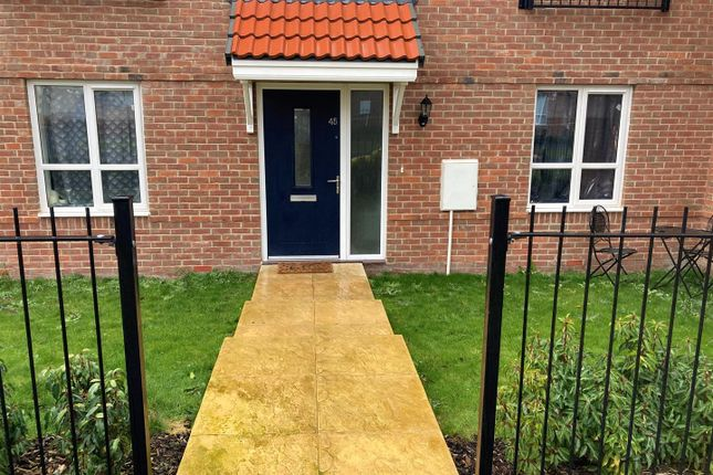 1 bed flat for sale in 45, Candytuft Way, Didcot OX11