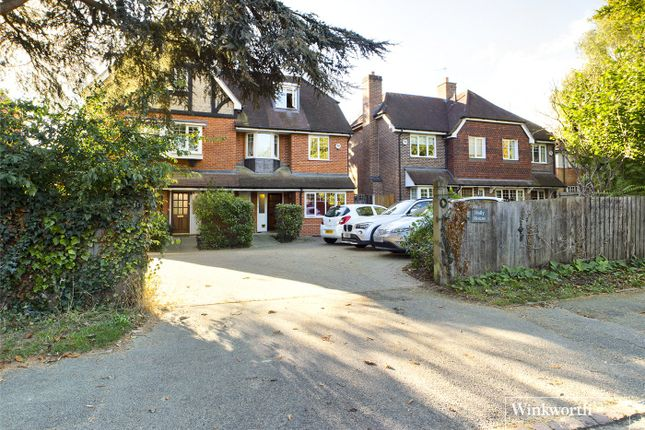 Thumbnail Semi-detached house for sale in Parkside Road, Reading, Berkshire