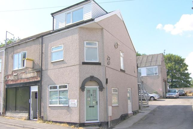 Thumbnail Flat to rent in Church Street, South Normanton, Alfreton