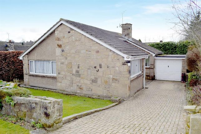 Thumbnail Detached bungalow for sale in Congreve Way, Bardsey, Leeds